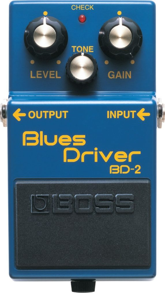 Boss BD-2 BLUES DRIVER EFFECTS PEDAL