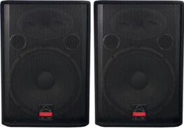 Wharfedale EVP X15 MKII PA Speakers (Pair)