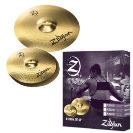 Zildjian PLZ1316 Cymbal Pack