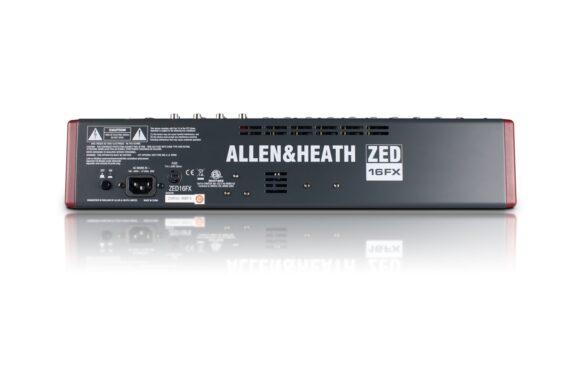 Allen & Heath ZED-16FX MIXER