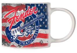 Fender Patriotic Strat Mug