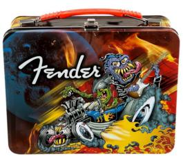 Fender ROCKABILLY LUNCHBOX TIN