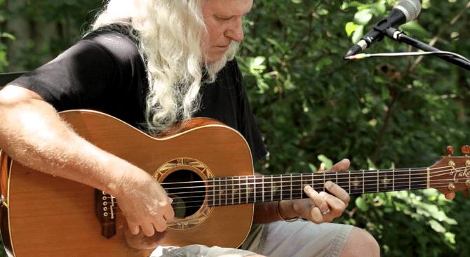 Tony Cox Guitar Workshop