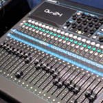 Allen & Heath QU24 Digital Mixing Desk