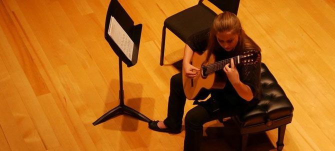 Tenth Annual Edgemead Classical Guitar Competition