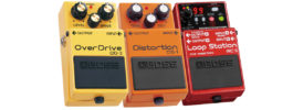 Guitar Compact Pedals