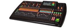 Studio Mixing Desks