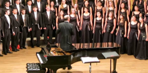 Cape Town Youth Choir in Concert with the Princeton University Glee Club