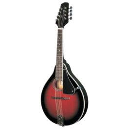 Caraya 8-String Mandolin – Sunburst Finish