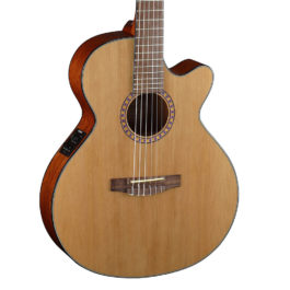 Cort CEC5 Classical Guitar w/ Pickup – Natural