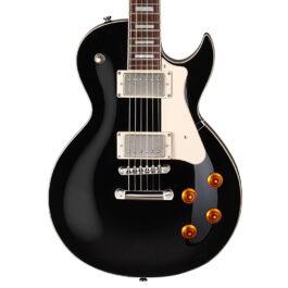 Cort CR200 Electric Guitar – Black