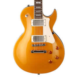 Cort CR200 Electric Guitar – Gold Top