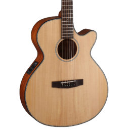Cort SFX-E Acoustic-Electric Guitar – Natural