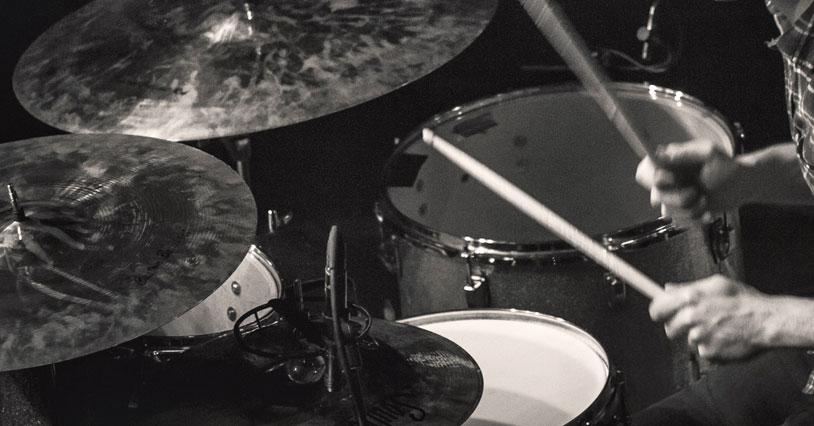 Drumming to the Heartbeat of God