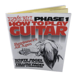 Ernie Ball Phase 1 Guitar Method