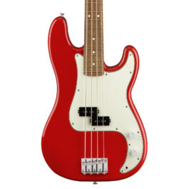 Fender Player Series Precision Bass – Pau Ferro Fretboard – Sonic Red