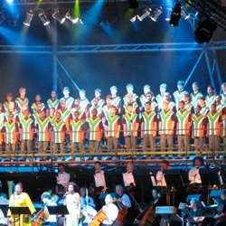South African Choral Concert