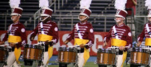 Marching Percussion: A starting point for new drummers