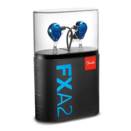 Fender FXA6 Pro In-Ear Monitors – Blue