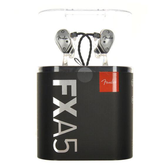 Fender FXA5 PRO IN-EAR MONITORS SILVER