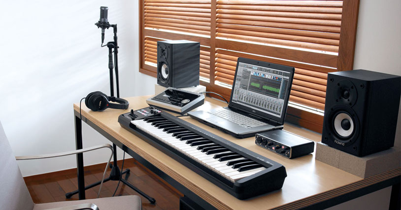 Home Recording Buyers Guide | Paul Bothner Music | Musical