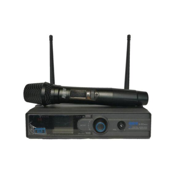 Hybrid USV MKIII wireless microphone set
