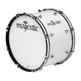 Majestic MARCHING BASS CONTENDER 26″ x 14″ + CARRIER STRAP