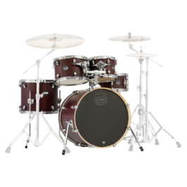 Mapex Mars 5 PIECE FUSION SIZE SHELL PACK DRUM KIT