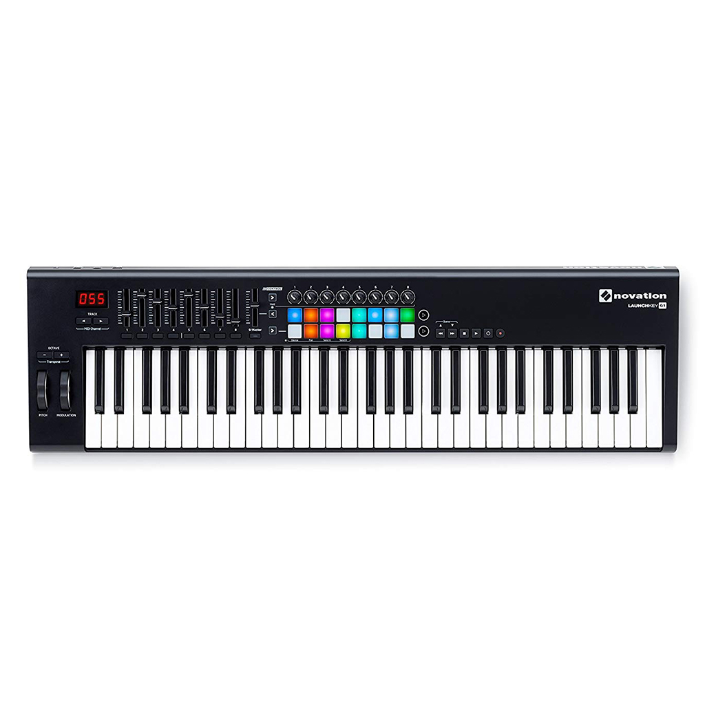 Novation LAUNCHKEY 61 MKII Midi Controller