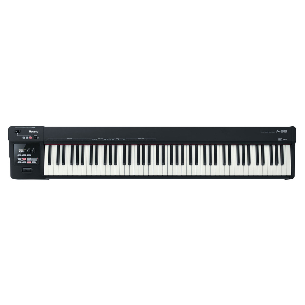 Roland A-88 Weighted MIDI Controller Keyboard
