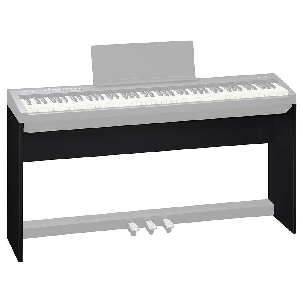 Roland Ksc 70 Black Stand For Fp 30 Paul Bothner Music Musical Instrument Stores
