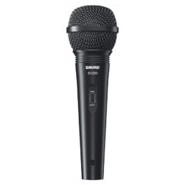 Shure SV 200 VOCAL MICROPHONE