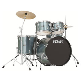 Tama Stagestar 5-piece Drumkit – Charcoal Silver