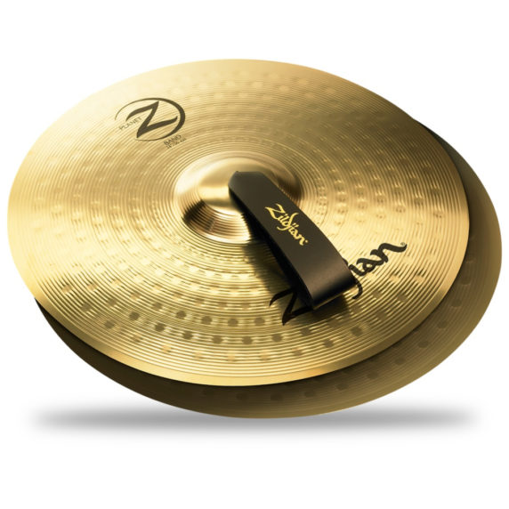 "Zildjian 18"" CYMBAL PLANET Z BAND PAIR"