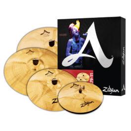 Zildjian A20579-11 Cymbal Pack