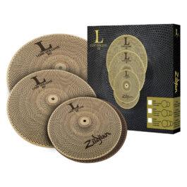Zildjian L80 LV468 Low-Volume Cymbals Box Set