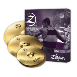 Zildjian PLANET Z PZ4PK Cymbal Pack