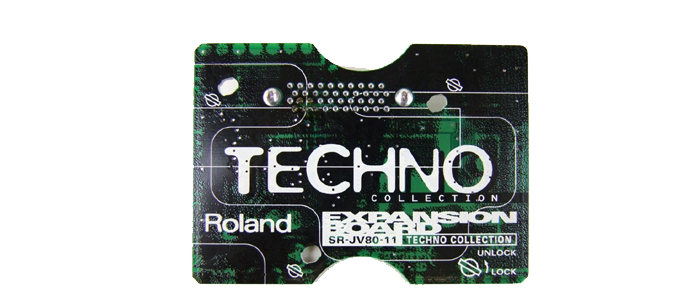 Roland SR-JV80-11 Expansion Board