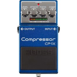 Boss CP-1X COMPRESSOR EFFECTS PEDAL