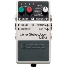Boss LS-2 LINE SELECTOR EFFECTS PEDAL