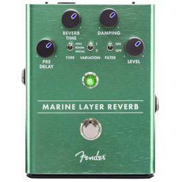 Fender Marine Layer Reverb Effects Pedal