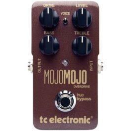 TC Electronics MOJO MOJO OVERDRIVE EFFECTS PEDAL