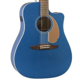 Fender Redondo Player Acoustic-Electric Guitar – Belmont Blue