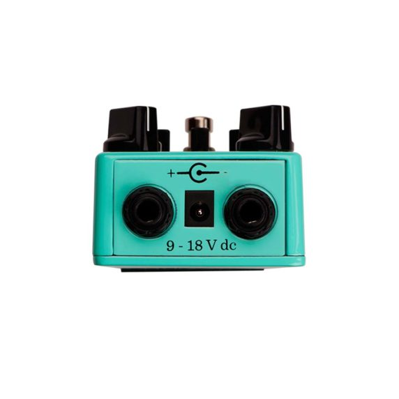 SEYMOUR DUNCAN 805 OVERDRIVE PEDAL back
