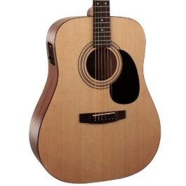 Cort AD810E OP Acoustic-Electric Guitar – Natural