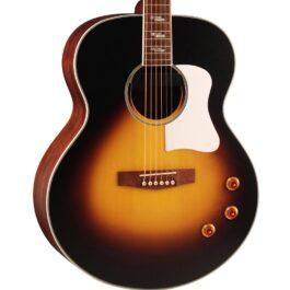 Cort CJ Retro Jumbo Acoustic-Electric Guitar  – Vintage Burst