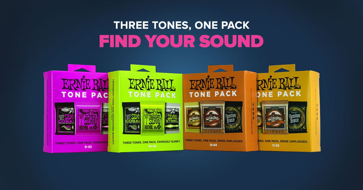 Which Ernie Ball Tone is Right for You?