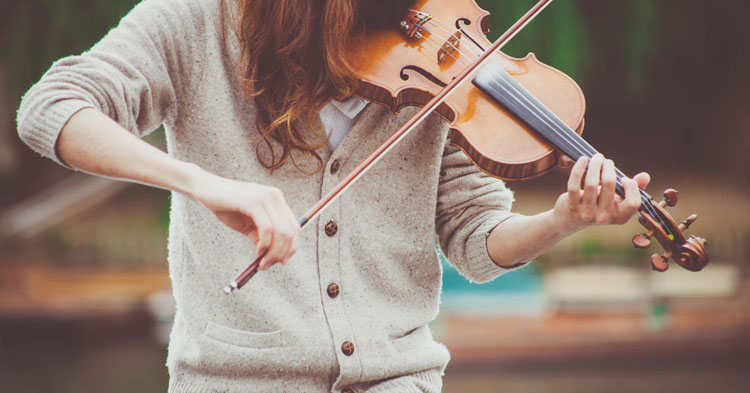 Should you play the violin