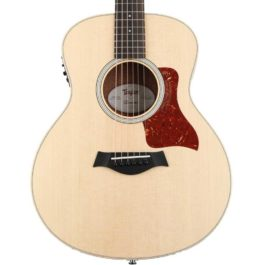 Taylor GS Mini Walnut Acoustic-Electric Guitar – Natural w/ Walnut Back and Sides