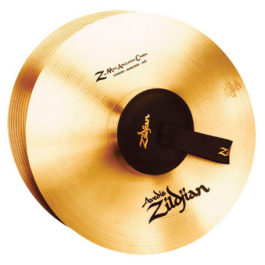 Zildjian 18″ CYMBAL AVEDIS Z MAC (AZ) PAIR WITH GROMMETS
